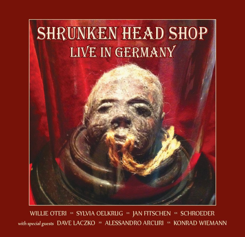The Shrunken Head Shop Collective - Live in Germany
